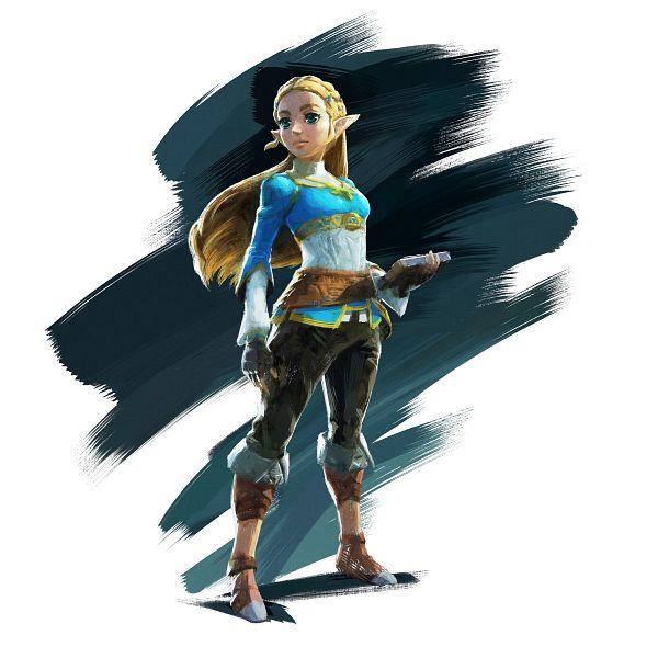 Zelda (Breath of the Wild) - Zelda no Densetsu: Breath of the Wild