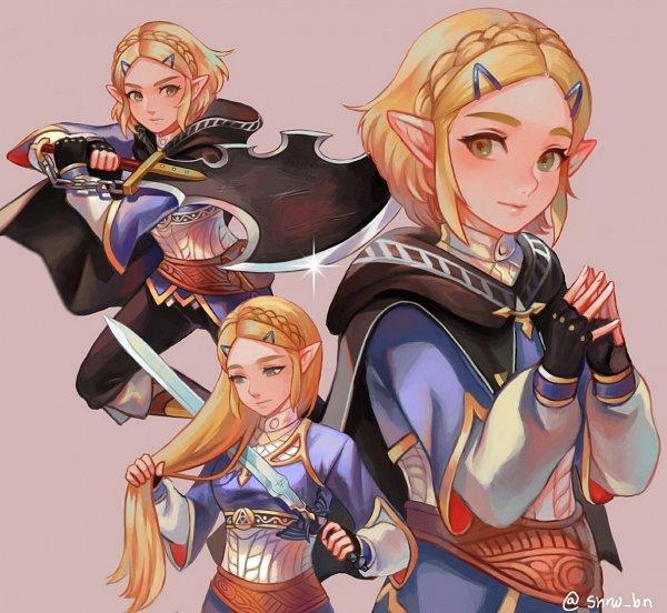 Tags: Anime, Kuponutt, Zelda no Densetsu: Breath of the Wild, Zelda no Densetsu: Breath of the Wild 2, Zelda no Densetsu, Princess Zelda, Zelda (Breath of the Wild), Master Sword