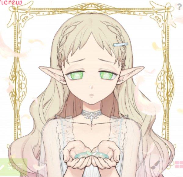 Tags: Anime, Zelda no Densetsu: Breath of the Wild, Zelda no Densetsu, Princess Zelda, Zelda (Breath of the Wild), Picrew, Fanart