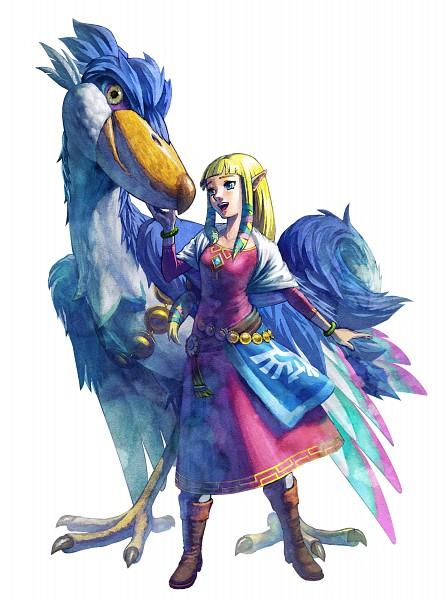 Zelda (Skyward Sword) - Zelda no Densetsu: Skyward Sword
