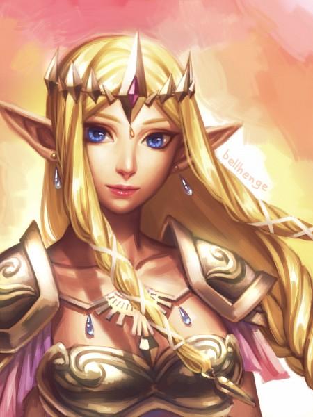 Zelda (Zelda Musou) - Zelda Musou