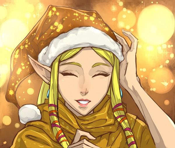 Tags: Anime, Francisca Alday, Zelda Musou, Zelda no Densetsu, Zelda (Zelda Musou), Princess Zelda, Tumblr, PNG Conversion, Fanart