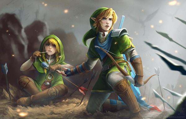 Tags: Anime, EternaLegend, Zelda Musou, Zelda no Densetsu, Link (Zelda Musou), Linkle, Link, Tunic, deviantART, Fanart From DeviantART, Fanart, Hyrule Warriors