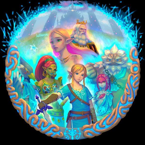 Zelda no Densetsu: Breath of the Wild (The Legend Of Zelda: Breath Of The Wild)