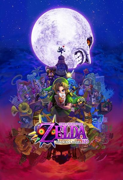 Tags: Anime, Nintendo, Zelda no Densetsu: Mujura no Kamen, Final Fantasy X, Zelda no Densetsu, Mikau, Skull Kid, Tael, Octorok, Guru-guru, Kafei, Postman (Zelda no Densetsu), Deku (Zelda no Densetsu), The Legend Of Zelda: Majora's Mask