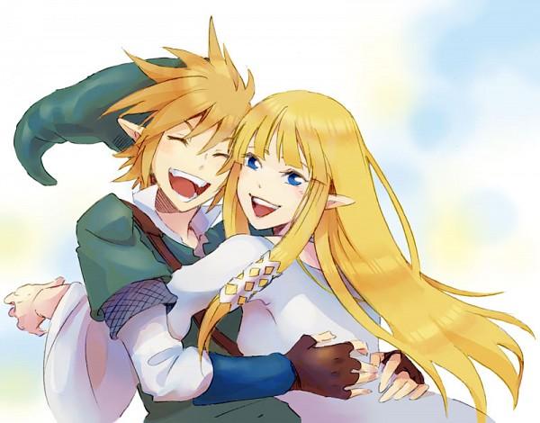 Tags: Anime, Pixiv Id 349014, Zelda no Densetsu, Zelda no Densetsu: Skyward Sword, Link (Skyward Sword), Princess Zelda, Zelda (Skyward Sword), Link, Pixiv, Fanart From Pixiv, Fanart