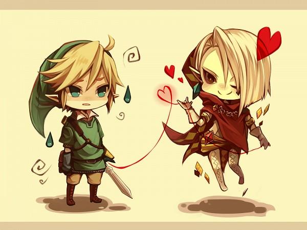 Tags: Anime, Orqz, Zelda no Densetsu, Zelda no Densetsu: Skyward Sword, Link (Skyward Sword), Link, Ghirahim, Pixiv, Fanart From Pixiv, Fanart, PNG Conversion