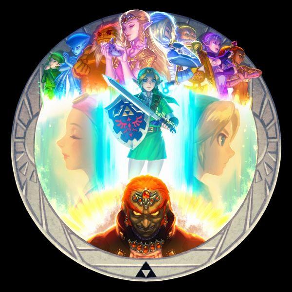 Zelda no Densetsu: Toki no Ocarina - Zelda no Densetsu