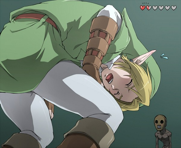 Tags: Anime, Pixiv Id 571225, Zelda no Densetsu, Zelda no Densetsu: Toki no Ocarina, Redead, Link, Link (Toki no Ocarina), Pixiv, Fanart, Fanart From Pixiv