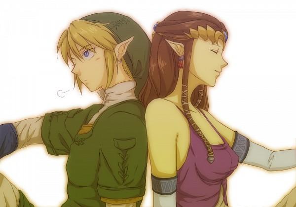 Tags: Anime, Saiba (Henrietta), Zelda no Densetsu, Zelda no Densetsu: Twilight Princess, Zelda (Twilight Princess), Princess Zelda, Link (Twilight Princess), Link, Fanart From Pixiv, Fanart, Pixiv