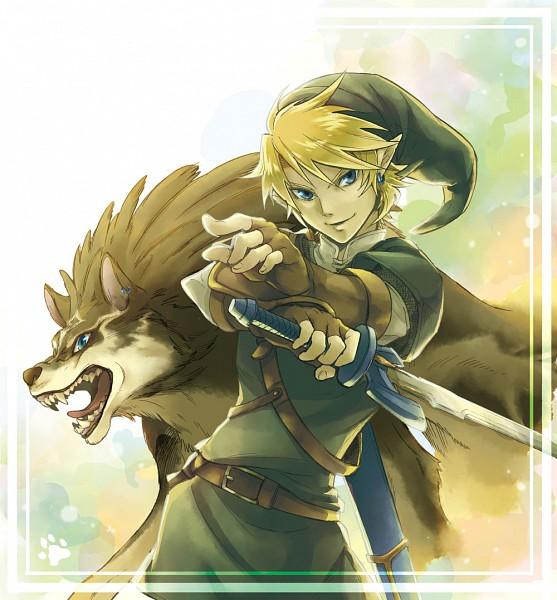 Tags: Anime, Pixiv Id 349014, Zelda no Densetsu: Twilight Princess, Zelda no Densetsu, Link (Twilight Princess), Wolf Link, Link, Master Sword, Fanart, Pixiv, Fanart From Pixiv
