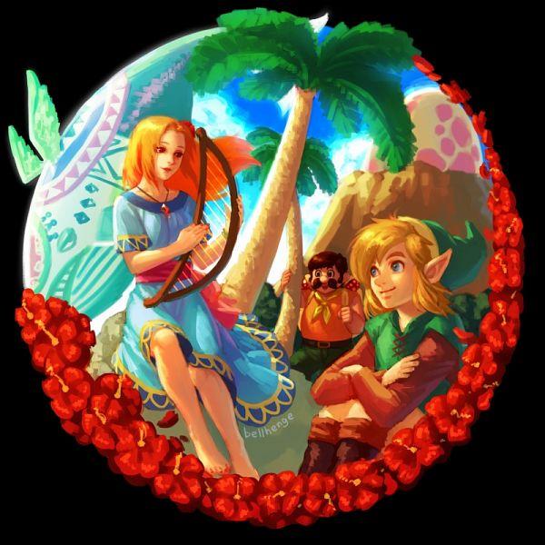 Zelda no Densetsu: Yume o Miru Shima (The Legend Of Zelda: Link's Awakening) - Zelda no Densetsu