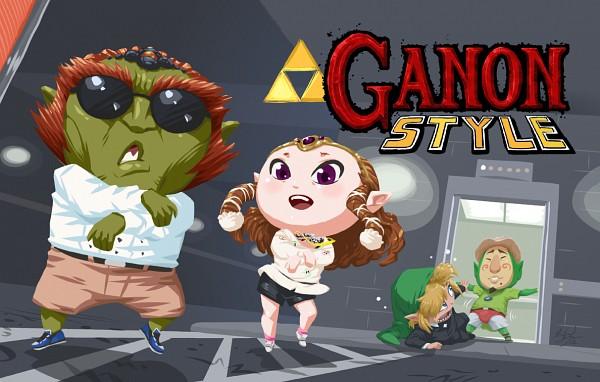 Tags: Anime, Michaelmayne, Zelda no Densetsu, Link, Tingle, Ganondorf, Princess Zelda, Green Skin, Fanart From DeviantART, deviantART, K-pop, Gangnam Style, Fanart, The Legend Of Zelda