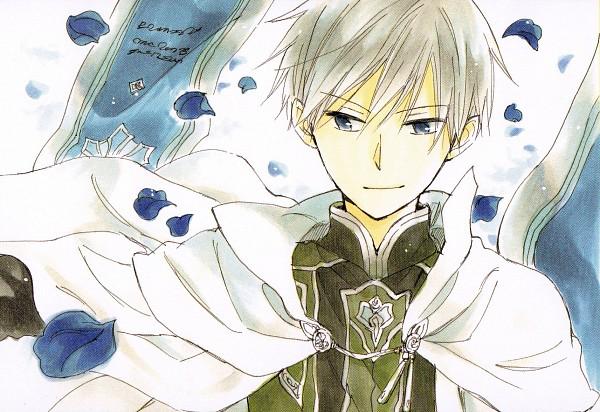 Tags: Anime, Akizuki Sorata, Akagami no Shirayukihime, Zen Wistalia, Official Art, Scan