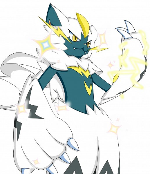 Zeraora Pokemon Fan Art Images Pokemon Images