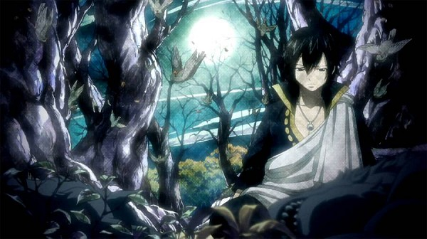 Tags: Anime, FAIRY TAIL, Zeref Dragneel, Screenshot