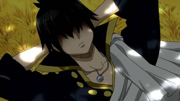 Tags: Anime, FAIRY TAIL, Zeref Dragneel, Scan, Screenshot