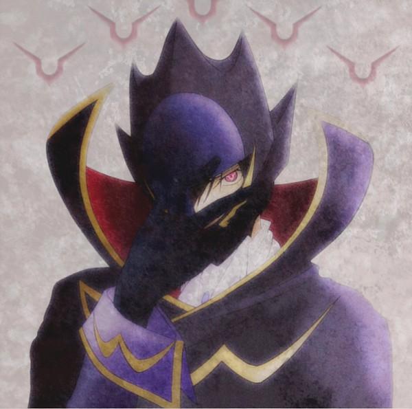 Tags: Anime, CODE GEASS: Hangyaku no Lelouch, Lelouch Lamperouge, Zero (CODE GEASS), Geass Symbol, Artist Request