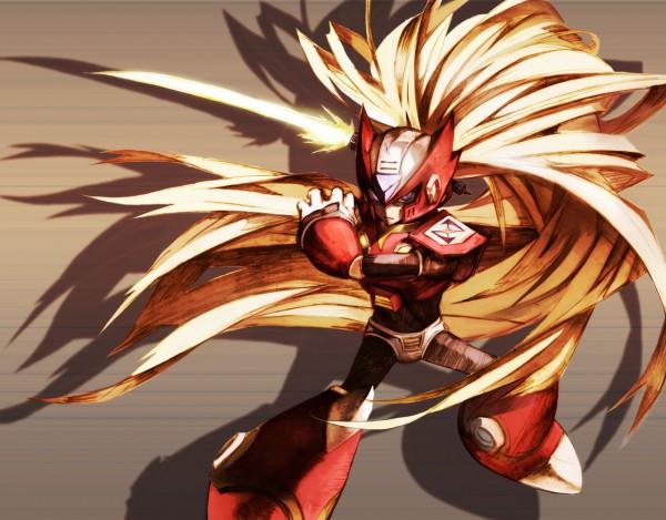 Zero (Megaman X) - Rockman X