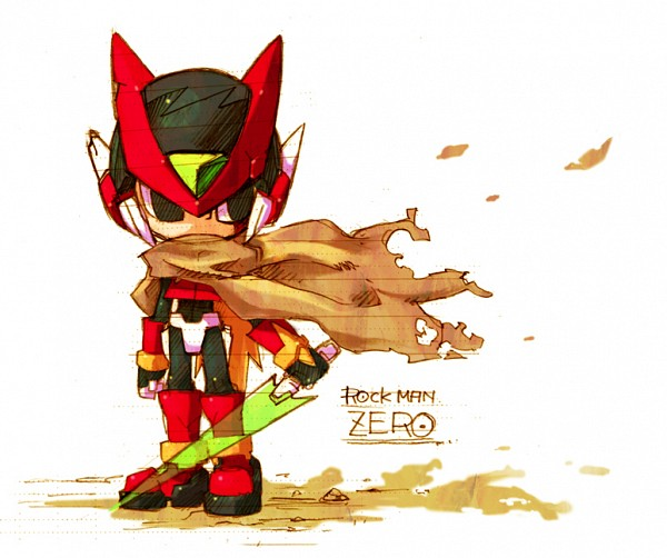 Tags: Anime, With537, Rockman Zero, Zero (Megaman Zero)