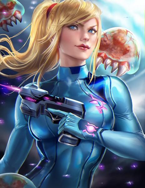 Zero Suit Samus - Samus Aran