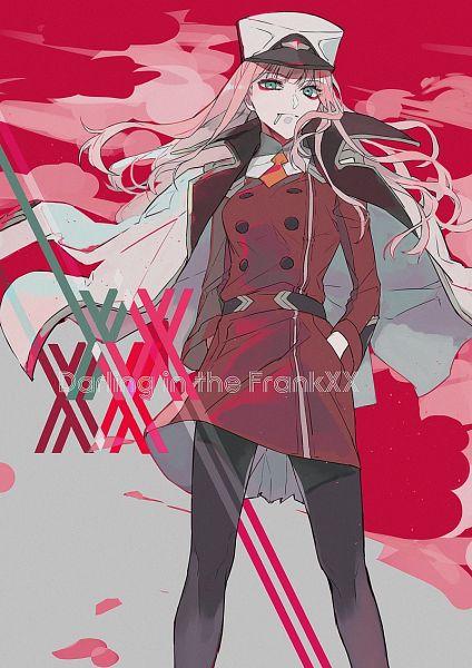 Tags: Anime, Pixiv Id 26729452, Darling in the FranXX, Zero Two (Darling in the FranXX), Fanart From Pixiv, Pixiv, Fanart