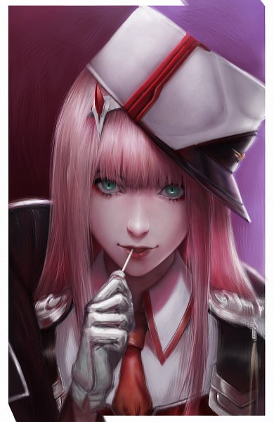 Tags: Anime, Pixiv Id 18852762, Darling in the FranXX, Zero Two (Darling in the FranXX)