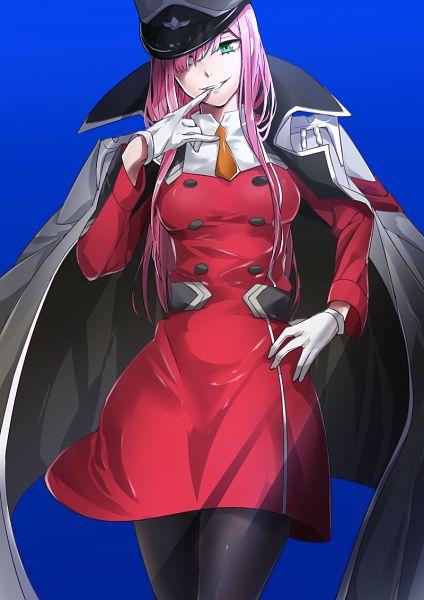 Tags: Anime, Pixiv Id 3379888, Darling in the FranXX, Zero Two (Darling in the FranXX), Fanart, Fanart From Pixiv, Pixiv