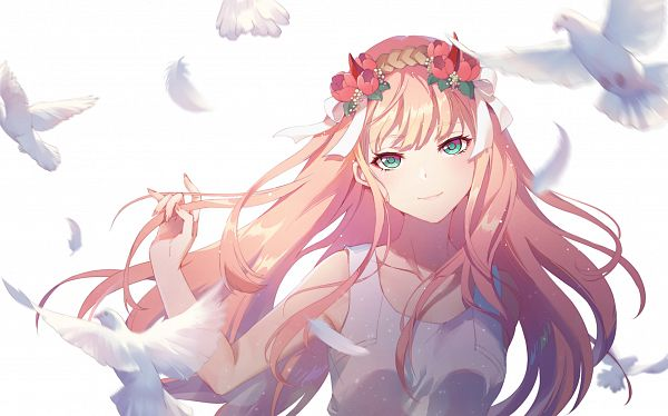 Tags: Anime, Pixiv Id 12191398, Darling in the FranXX, Zero Two (Darling in the FranXX)