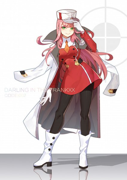 Tags: Anime, Pixiv Id 17530303, Darling in the FranXX, Zero Two (Darling in the FranXX)