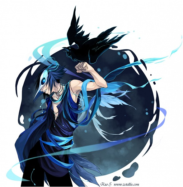 Tags: Anime, Zetallis, Gaia Online, deviantART