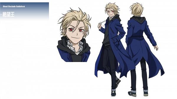 Zetsubouou (Kekkai Sensen) (King Of Despair) - Kekkai Sensen