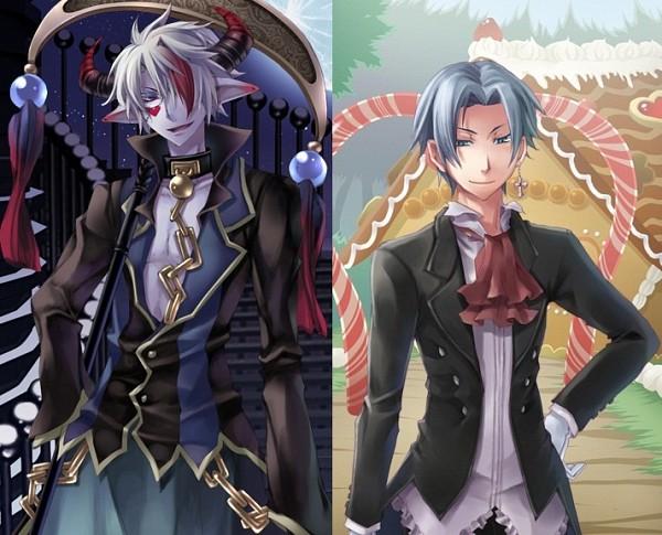 Tags: Anime, Karin Entertainment, Zettai Meikyuu Grimm ~Nanatsu no Kagi to Rakuen no Otome~, Muma (Zettai Meikyuu Grimm), Candy House, Labyrinth Of Grimm