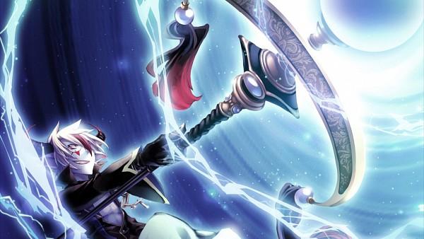 Tags: Anime, Karin Entertainment, Zettai Meikyuu Grimm ~Nanatsu no Kagi to Rakuen no Otome~, Muma (Zettai Meikyuu Grimm), Wallpaper, Facebook Cover, CG Art, Labyrinth Of Grimm