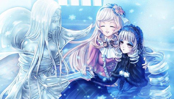Tags: Anime, Shiroma (Pixiv3880449), Karin Entertainment, Zettai Meikyuu Himitsu no Oyayubi-hime, Svia, Charlotte (Zettai Meikyuu Himitsu no Oyayubi-hime), Official Art, CG Art