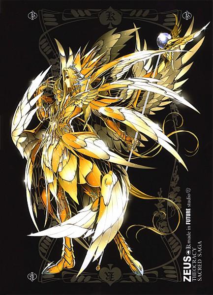 Zeus (Saint Seiya) - Saint Seiya