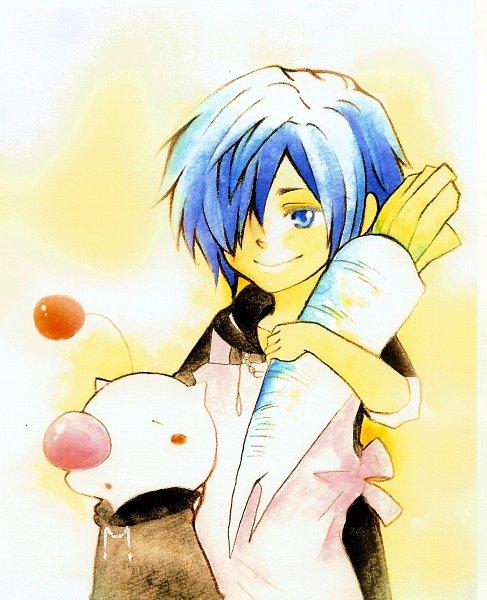 Tags: Anime, Pixiv Id 884740, Kingdom Hearts, Zexion, Organization XIII