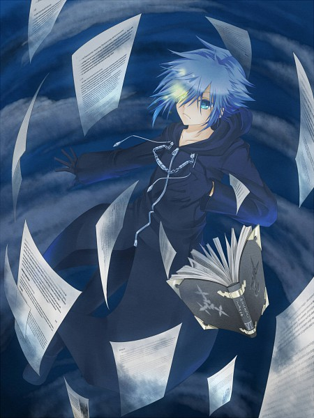 Zexion - Kingdom Hearts