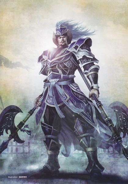 Zhang Liao - Dynasty Warriors