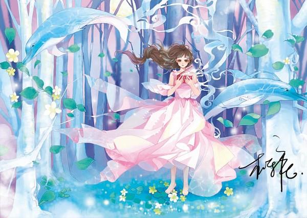 Tags: Anime, Zhaya Baby, Dolphin