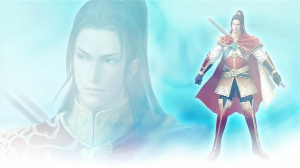 Tags: Anime, Koei, Dynasty Warriors, Zhou Yu, Official Art, 3D