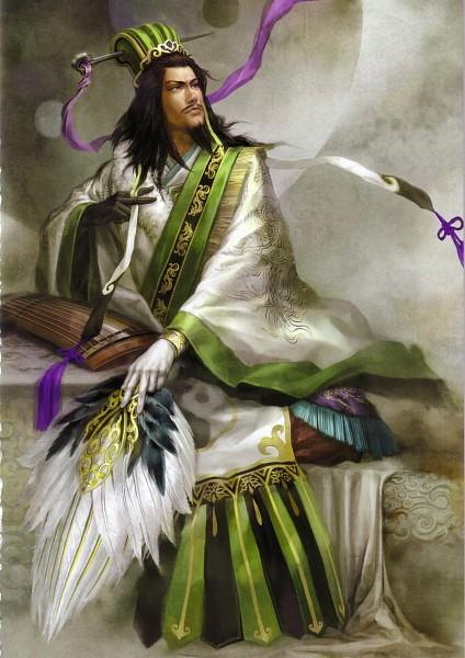 Zhuge Liang - Dynasty Warriors