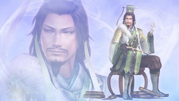 Tags: Anime, Koei, Dynasty Warriors, Zhuge Liang