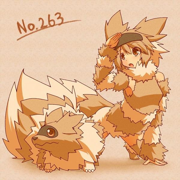 Zigzagoon - Pokémon