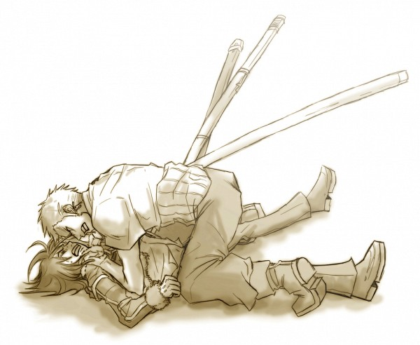 Tags: Anime, ONE PIECE, Tashigi, Roronoa Zoro, Artist Request, ZoShigi