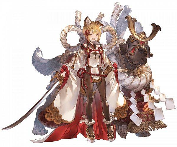 Zodiac Characters (Granblue Fantasy) - Granblue Fantasy
