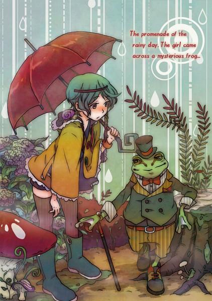 Tags: Anime, Zoff, Tree Stump