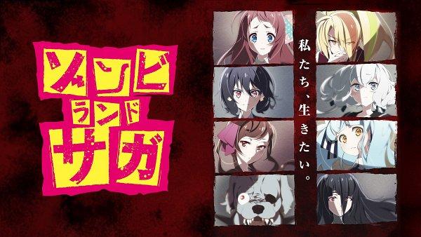 Tags: Anime, Fukagawa Kasumi, MAPPA, Zombieland Saga, Mizuno Ai, Nikaidou Saki, Minamoto Sakura, Hoshikawa Lily, Romero, Yuugiri (Zombieland Saga), Yamada Tae, Official Art
