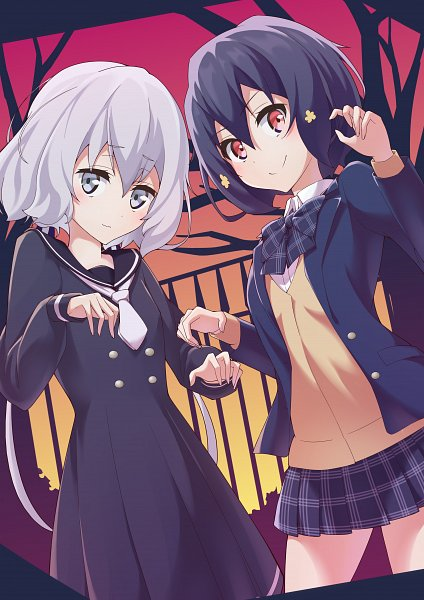 Tags: Anime, Pixiv Id 6946622, Zombieland Saga, Mizuno Ai, Konno Junko