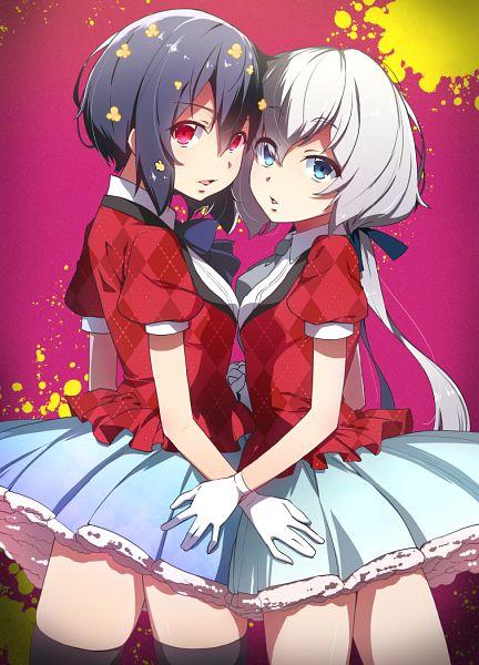 Tags: Anime, Pixiv Id 24185, Zombieland Saga, Mizuno Ai, Konno Junko, Idol